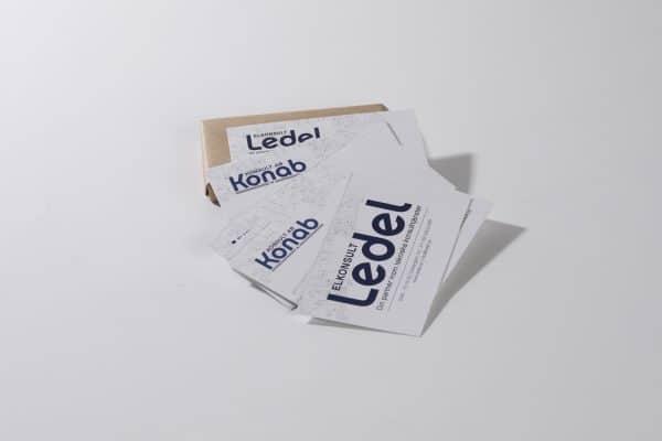 visitkort, design1