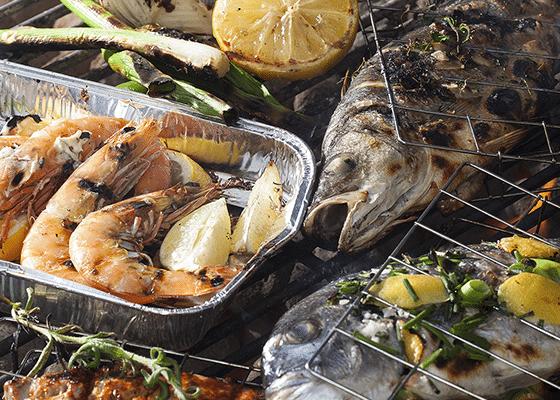 Exempel fotografering av mat