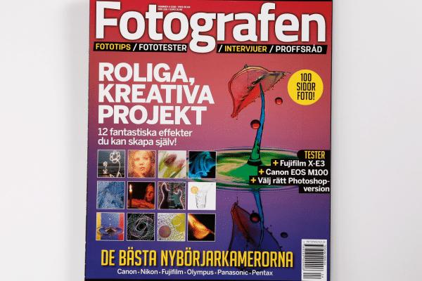Tematidning Fotografen